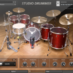 1.爵士鼓音色安裝,操作介面以及更換音色