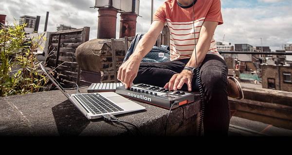 4.設定主控鍵盤
