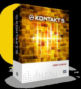 1.安裝 KONTAKT5 取樣機