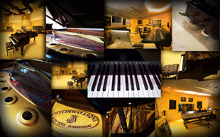 2.GALAXY ll 超完美鋼琴操作介面以及更換音色
