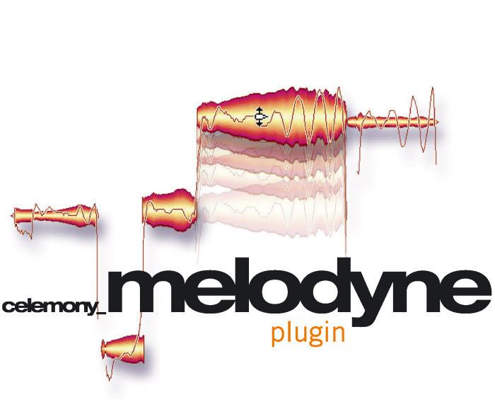 1.Melodyne 人聲音準修正器安裝設定