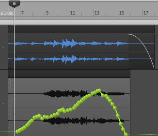 11.聲音的曲線,自動音量控制