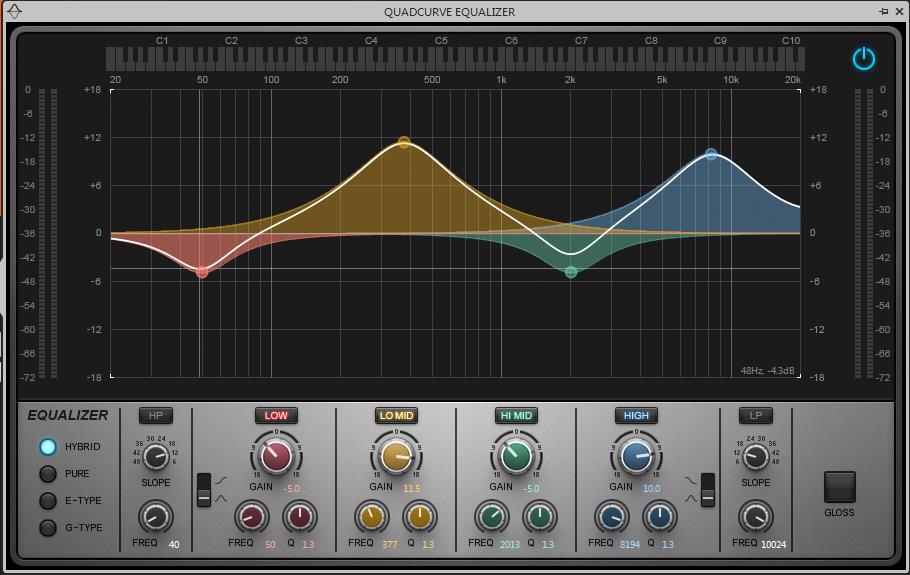 12.聲音的質感,EQ 等化器