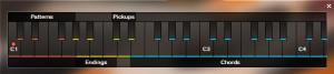 3.靈活控制,更換吉他刷弦的節奏