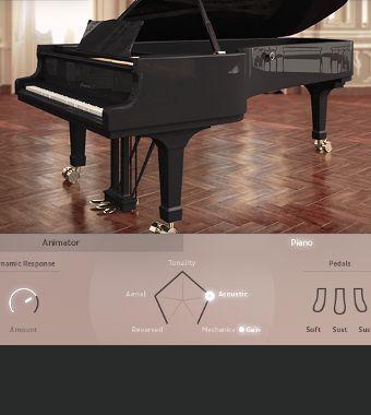 7.神秘的倒轉鋼琴音色